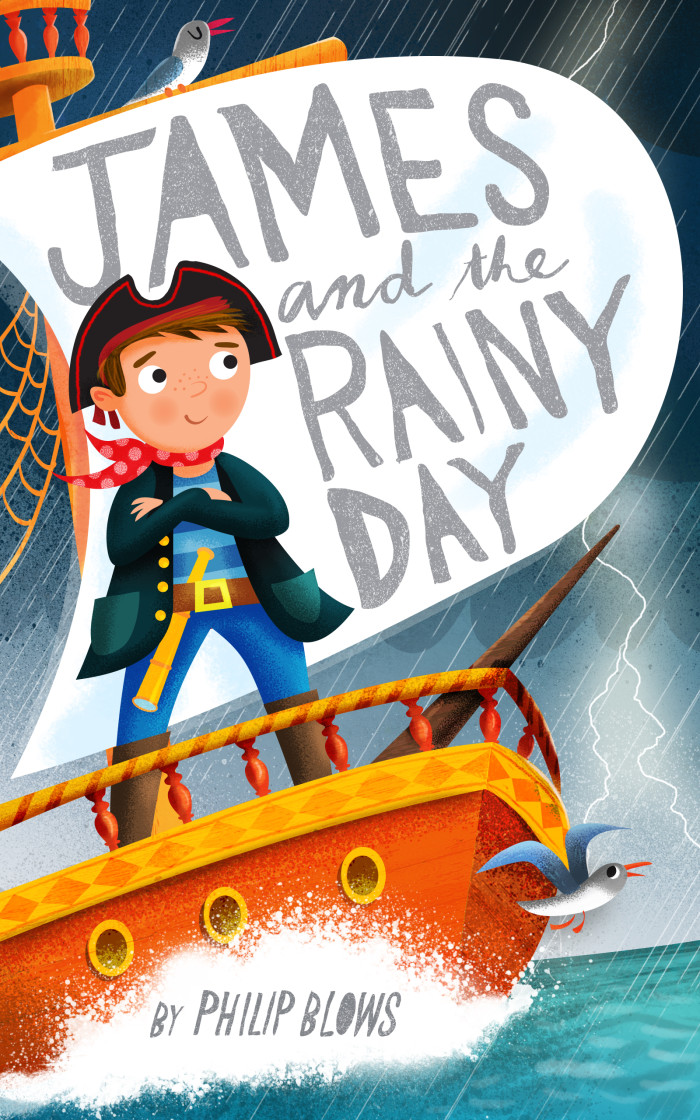 James and the Rainy Day
