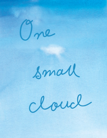One Small Cloud, title page
