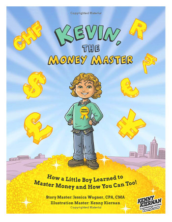 Kevin, the Money Master
