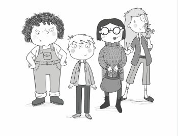 George's family