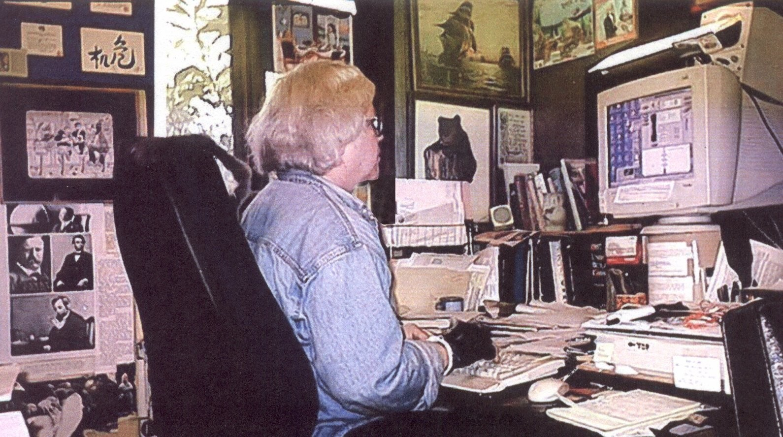 Marty Jones interview image 0