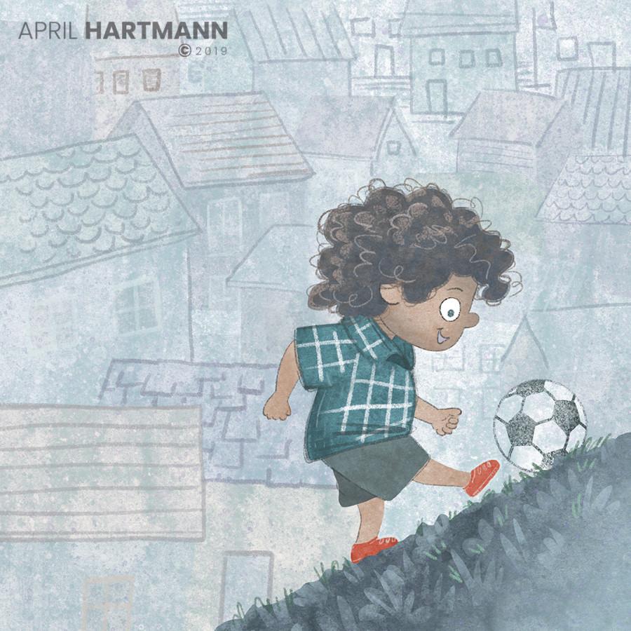 April Hartmann interview image 0