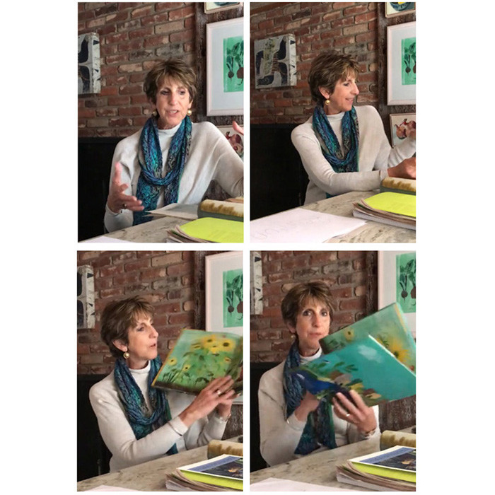 Amy Schimler-Safford Interview