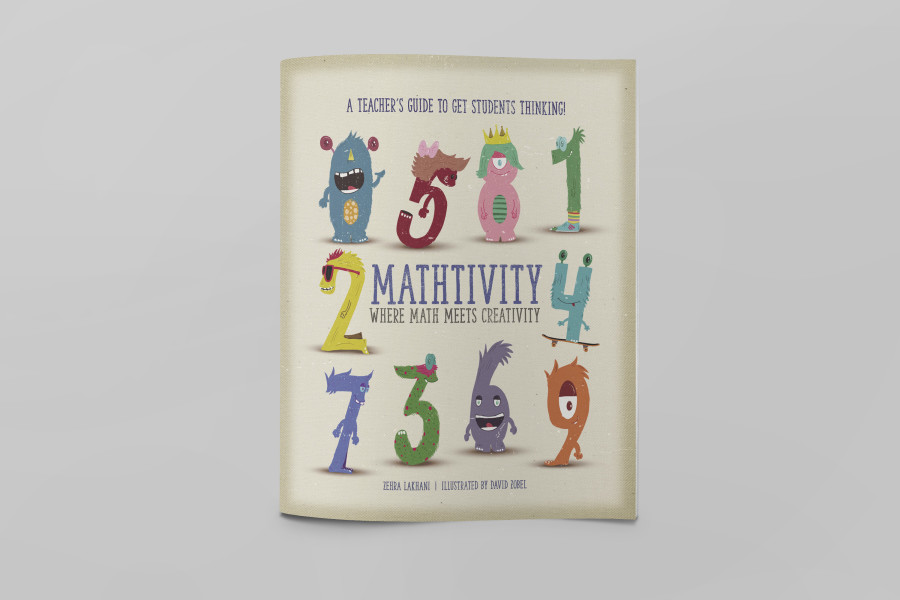Mathivity Cover and Back Cover