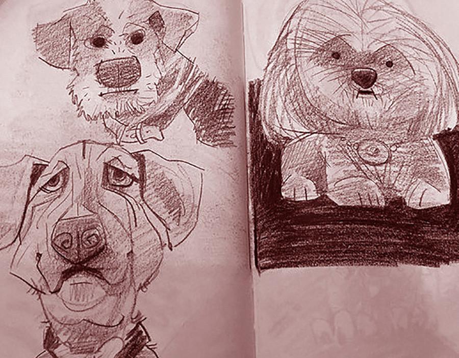 Dog Whimsy
