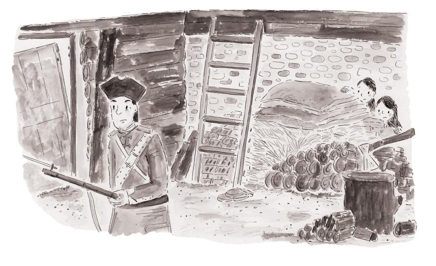 The Dangerous Lives of the Jacobites - Historical Fiction Title