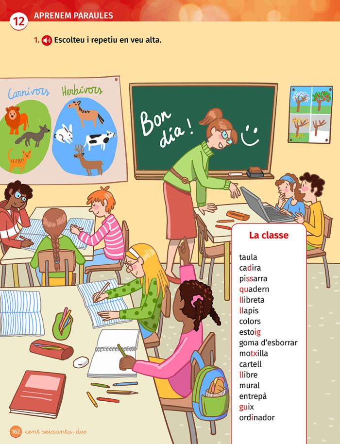 Language Textbook
