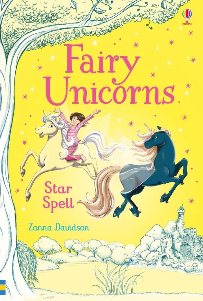 Fairy Unicorns: Frost Fair and Star Spell
