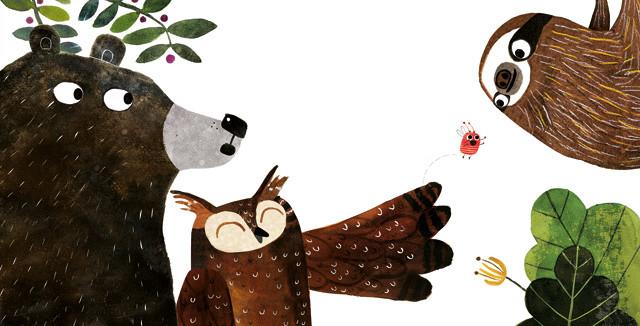 Carmen Saldana - Bug Bear