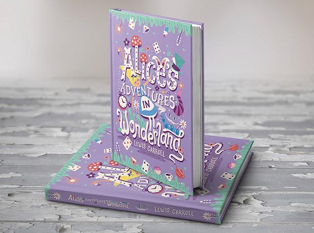 Risa Rodil: Alice in Wonderland