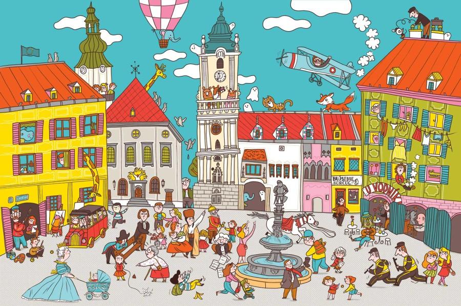 New book release - Bratislava