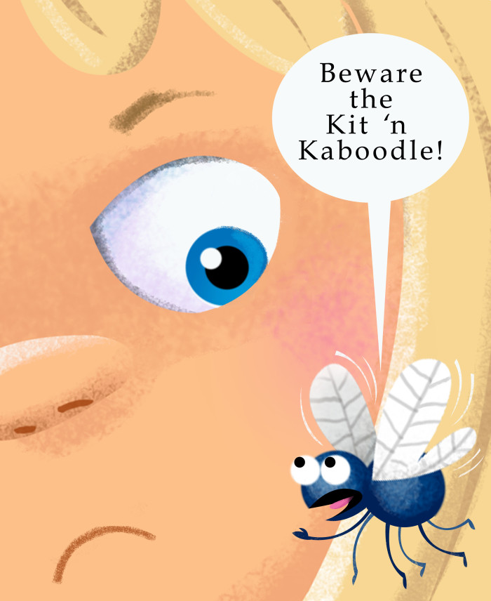 Blue Fly Mystery