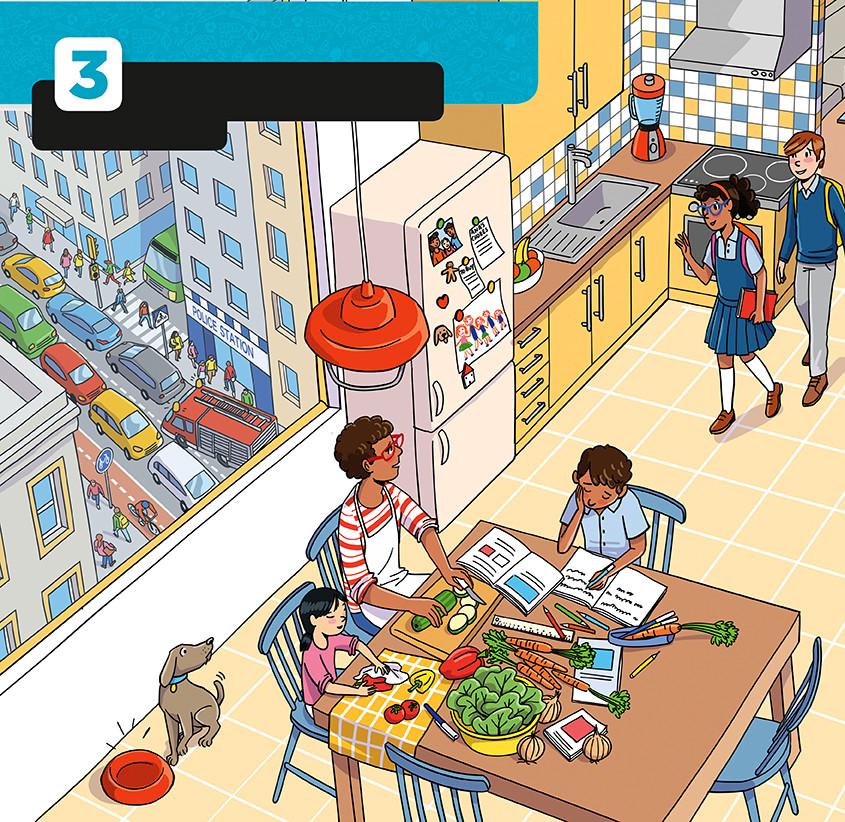 Bilingual Comic
