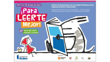 Image for the 22nd Buenos Aires Children´s Book Fair 2012