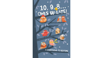 Ekaterina Trukhan - 10, 9, 8 ... Owls Up Late!