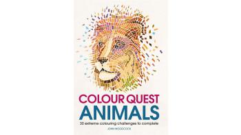 John Woodcock - Colour Quest Animals