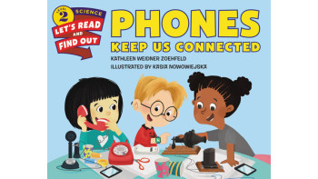 Kasia Nowowiejska - Phones Keep Us Connected