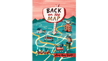 Christiane Engel: Back on the Map - MG cover art