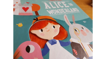 Maria Neradova: Alice in Wonderland