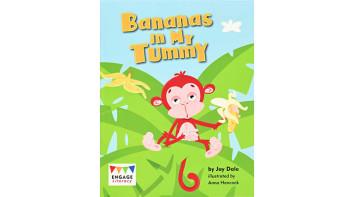 'Bananas in my Tummy' - Anna Hancock