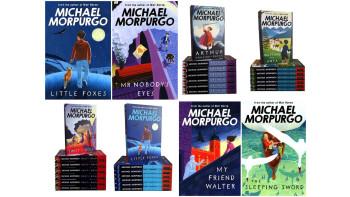 David Dean's Michael Morpurgo Covers