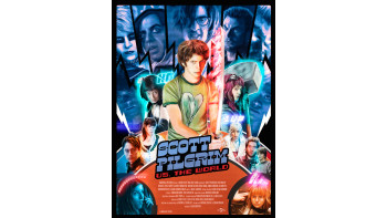 Richard Davies: Scott Pilgrim poster