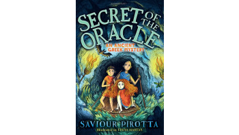 Freya Hartas: Secret of the Oracle