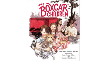 Anne Yvonne Gilbert: The Boxcar Children