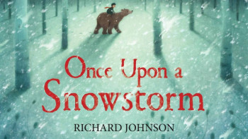 Richard's Beautiful Blizzard Book!