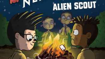 Alien Scout (Little Bee Books)
