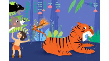 Maria Neradova - Jungle Book