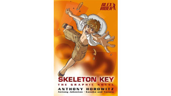 Anthony Horowitz interview excerpt