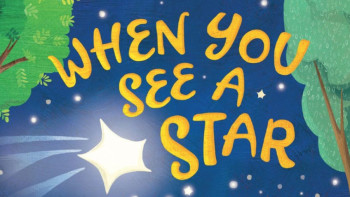 New Board Book – When You See a Star