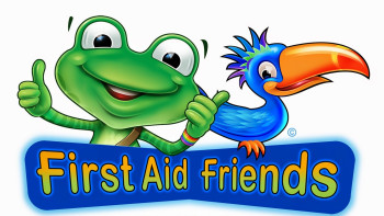 Felix the First Aid Frog