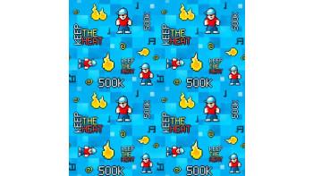Retro Pixels