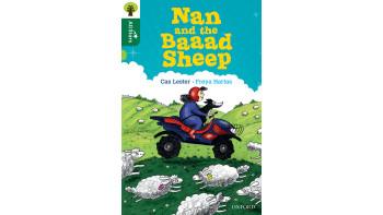 Freya Hartas - Nan and the Baaad Sheep