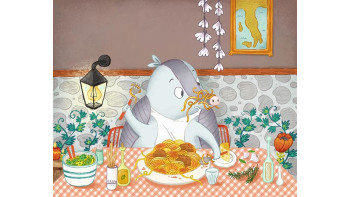 Laura Wood - new picture book