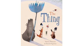 Daniel Egneus: The Thing (Simon Puttock) - Egmont