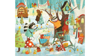 Festive fun from the forest!