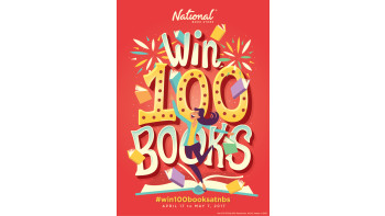 Risa Rodil: National Book Store - Lettering & Stickers