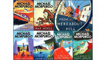 Mighty Michael Morpurgo Covers!