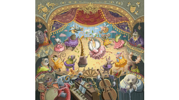Animal Ballet Puzzle