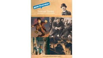 Thomas Girard joins Good Illustration!