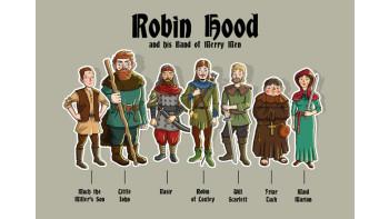 Anjan Sarkar - Robin Hood
