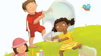 Splash! Laura Watson Illustrations for Highlights Summer Big Fun Workbook