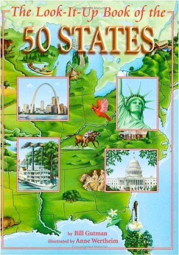 The Look-It-Up-Book of the 50 States