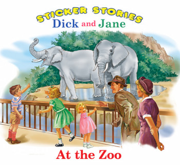 Sticker Stories At the Zoo
