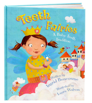 Teeth Fairies - A Baby Teeth Tradition