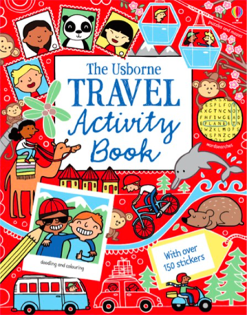 The Usborne Travel Activity Book