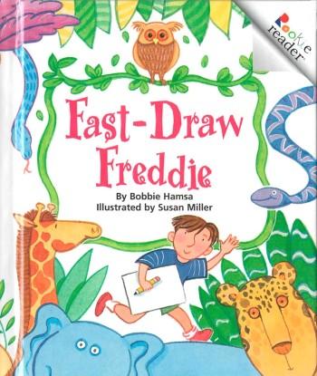Fast draw Freddie
